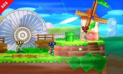 Super Smash Bros. 3DS demo download codes 3