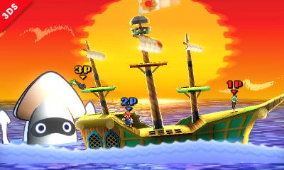 Super Smash Bros. 3DS demo download codes 4