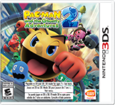 PAC-MAN and the Ghostly Adventures 2 Free eShop Download Code