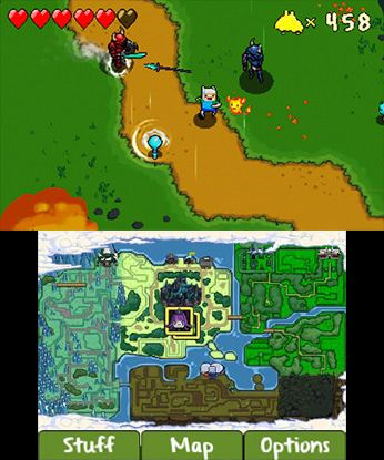 Adventure Time The Secret of the Nameless Kingdom Free eShop Download Codes 1
