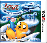 Adventure Time The Secret of the Nameless Kingdom Free eShop Download Codes