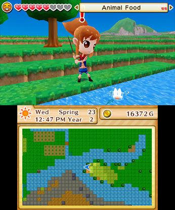 Harvest Moon The Lost Valley Free eShop Download Codes 1