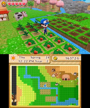 Harvest Moon The Lost Valley Free eShop Download Codes 2