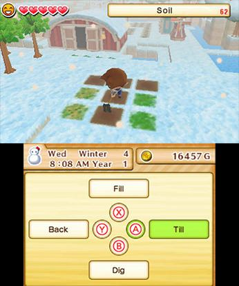 Harvest Moon The Lost Valley Free eShop Download Codes 3