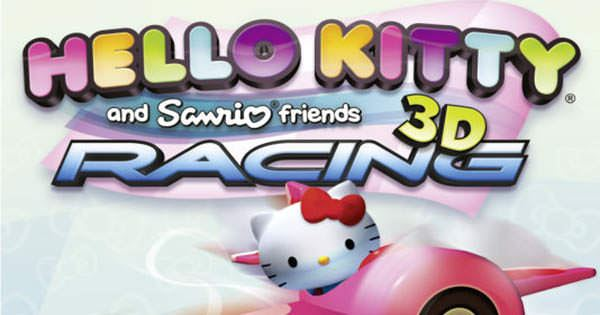 195f7e21b Hello Kitty and Sanrio Friends 3D Racing Free eShop Download Codes -  eShopCodes.com