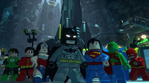 LEGO Batman 3 Beyond Gotham Free eShop Download Codes 1