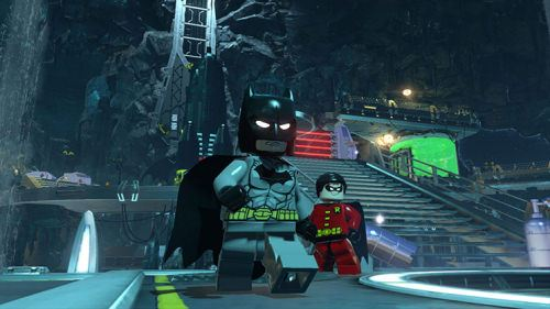 LEGO Batman 3 Beyond Gotham Free eShop Download Codes 2
