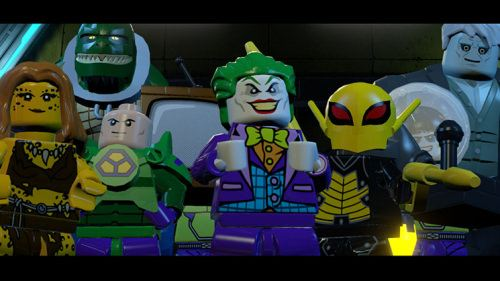 LEGO Batman 3 Beyond Gotham Free eShop Download Codes 3