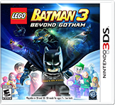 LEGO Batman 3 Beyond Gotham Free eShop Download Codes