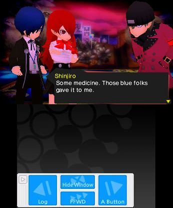Persona Q Shadow of the Labyrinth Free eShop Download Codes 4