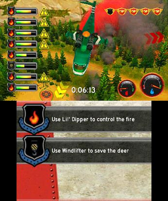Planes Fire & Rescue Free eShop Download Codes 1