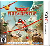 Planes Fire & Rescue Free eShop Download Codes