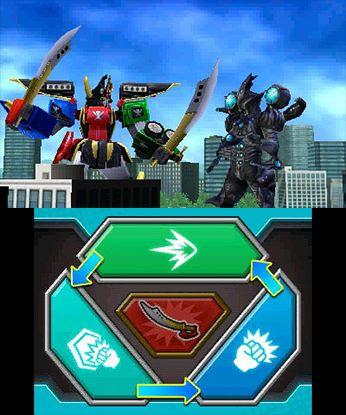 Saban Power Rangers Super Megaforce Free eShop Download Codes 1