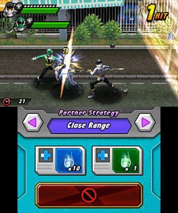 Saban Power Rangers Super Megaforce Free eShop Download Codes 3