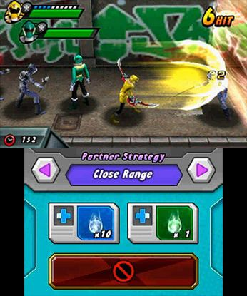Saban Power Rangers Super Megaforce Free eShop Download Codes 4