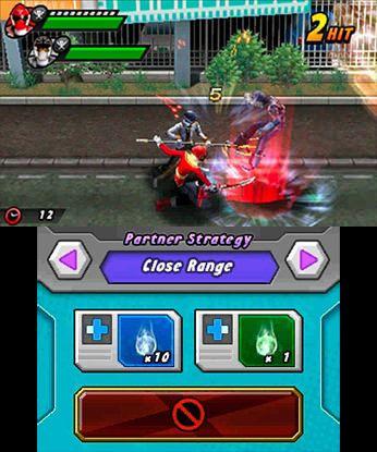 Saban Power Rangers Super Megaforce Free eShop Download Codes 5