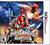 Saban Power Rangers Super Megaforce Free eShop Download Codes