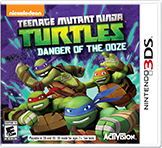 Teenage Mutant Ninja Turtles Danger of the Ooze Free eShop Download Codes