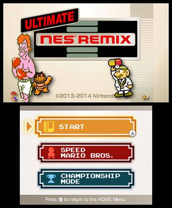 Ultimate NES Remix Free eShop Download Codes 6