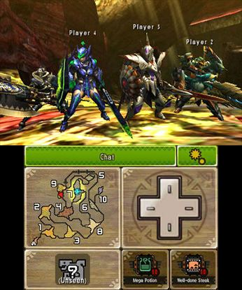 Monster Hunter 4 Ultimate Demo Download Codes 1