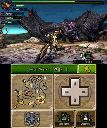 Monster Hunter 4 Ultimate Demo Download Codes 2