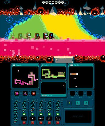 Xeodrifter 3DS Free eShop Download Codes 2