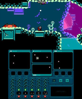 Xeodrifter 3DS Free eShop Download Codes 3