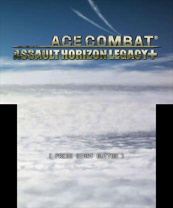 ACE COMBAT ASSAULT HORIZON LEGACY Plus Free eShop Download Codes 3