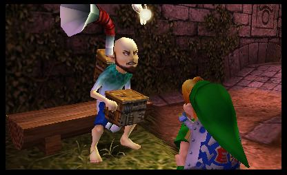 The Legend of Zelda Majoras Mask 3D Free eShop Download Code 10
