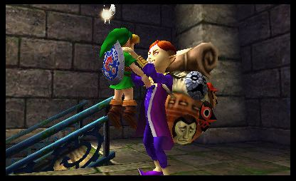 The Legend of Zelda Majoras Mask 3D Free eShop Download Code 5