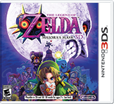 The Legend of Zelda Majoras Mask 3D Free eShop Download Code