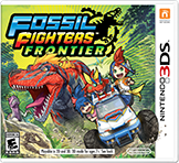 Fossil Fighters Frontier Free eShop Download Code