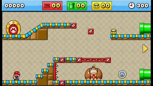Mario vs. Donkey Kong Tipping Stars Free eShop Download Code 5