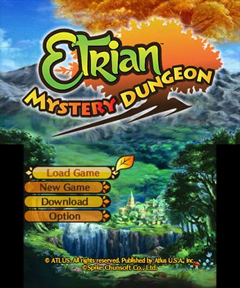 Etrian Mystery Dungeon Free eShop Download Code 1