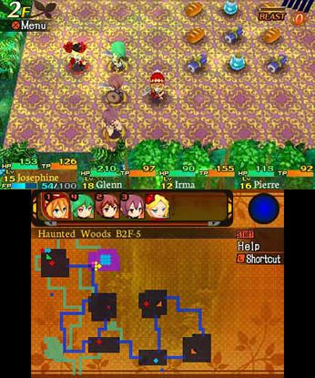 Etrian Mystery Dungeon Free eShop Download Code 2