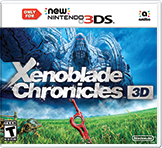 Xenoblade Chronicles 3D Free eShop Download Code