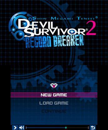 Devil Survivor 2 Record Breaker Free eShop Download Code 2