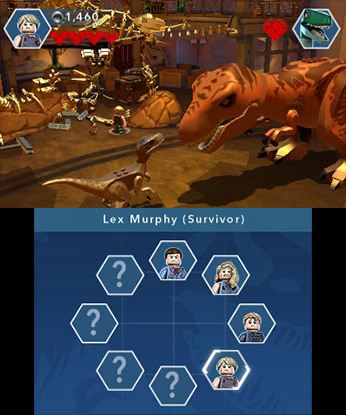 LEGO Jurassic World Free eShop Download Code 3