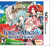 Lord of Magna Maiden Heaven Free eShop Download Codes