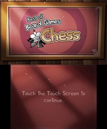 Best of Board Games - Chess Free eShop Download Code 3
