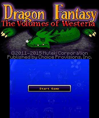 Dragon Fantasy The Volumes of Westeria 2