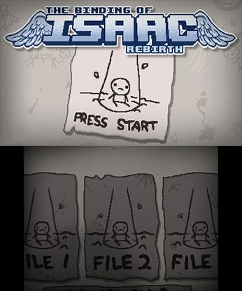 The Binding of Isaac Rebirth Free eShop Download Code 1