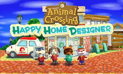Animal Crossing Happy Home Designer Free eShop Download Code 10