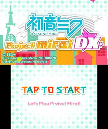 Hatsune Miku Project Mirai DX Free eShop Download Code 4