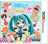 Hatsune Miku Project Mirai DX Free eShop Download Code