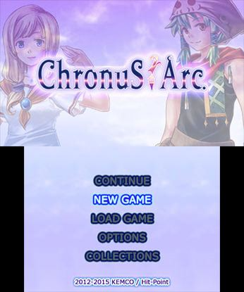 Chronus Arc Free eShop Download Codes 4