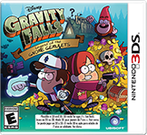 Gravity Falls - Legend of the Gnome Gemulets Free eShop Download Codes