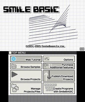 SmileBASIC Free eShop Download Codes 1