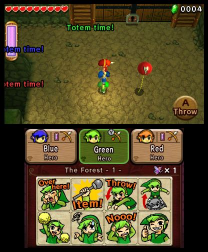 The Legend of Zelda Tri Force Heroes Free eShop Download Codes 8