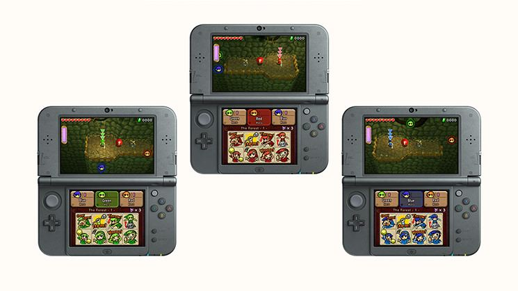The Legend of Zelda Tri Force Heroes Free eShop Download Codes 9